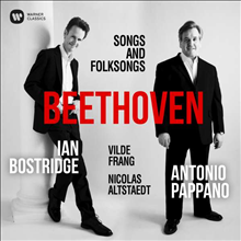 베토벤: 가곡과 민요 (Beethoven: Lieder & Folksongs) - Ian Bostridge