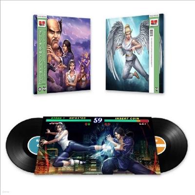 O.S.T. - Tekken (철권 2) (Original Game Soundtrack)(180g 2LP)