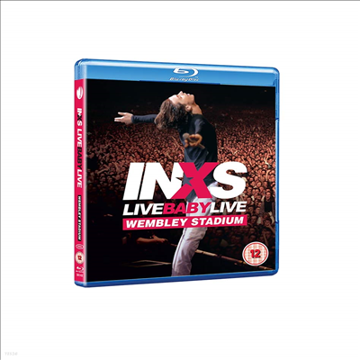Inxs - Live Baby Live: Live At Wembley Stadium (Blu-ray)(2020)