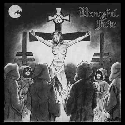 Mercyful Fate - Mercyful Fate (Reissue)(CD)