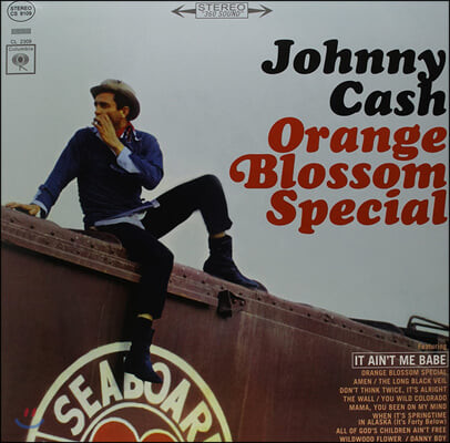 Johnny Cash (조니 캐시) - Orange Blossom Special [LP]