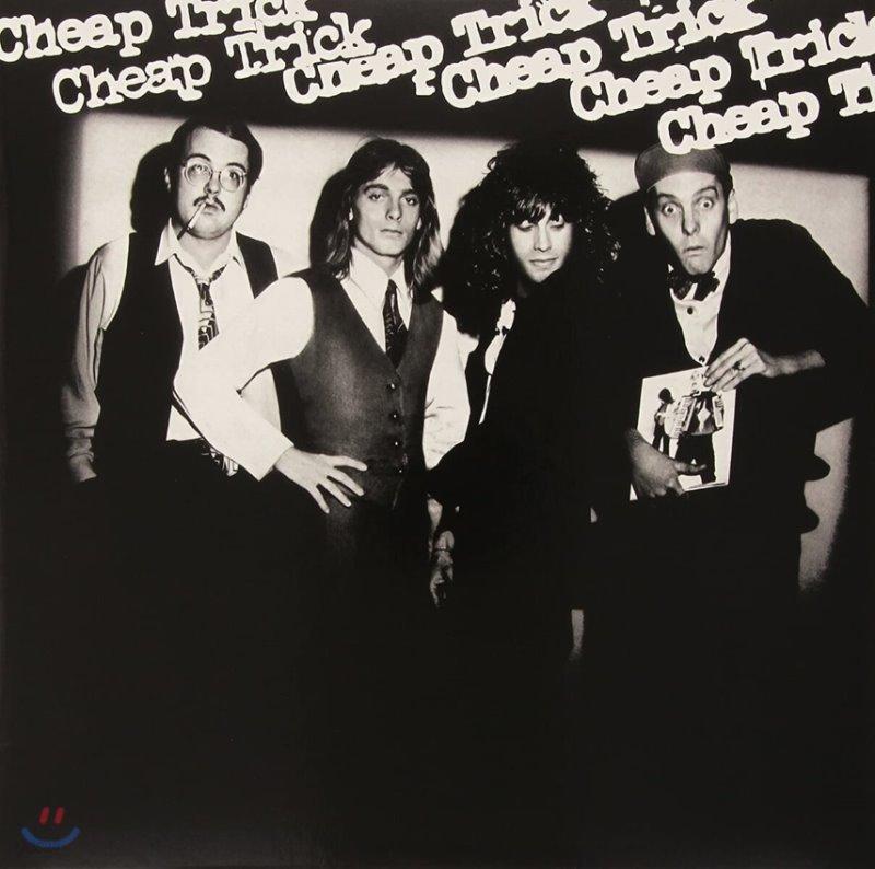 Cheap Trick (칩 트릭) - Cheap Trick [LP]
