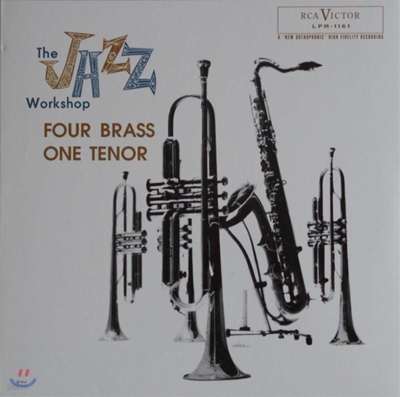 Al Cohn (알 콘) - The Jazz Workshop [LP]