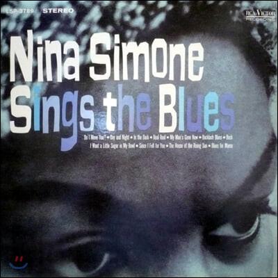 Nina Simone (니나 시몬) - Sings The Blues [LP]