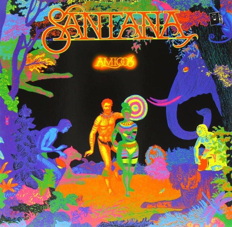 Santana (산타나) - Amigos [LP]