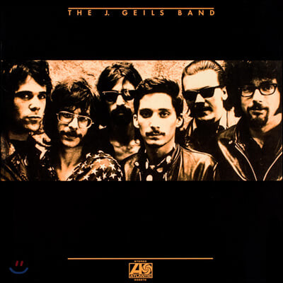 The J. Geils Band (제이 가일즈 밴드) - The J. Geils Band [LP]