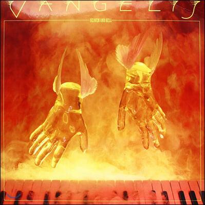 Vangelis (반젤리스) - Heaven And Hell [LP]