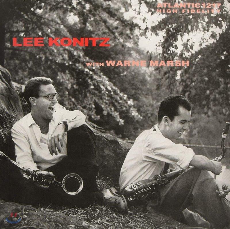 Lee Konitz (리 코니츠) - With Warne Marsh [LP]