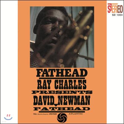 Ray Charles (레이 찰스) - Presents David Newman [LP]