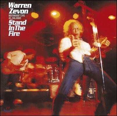 Warren Zevon (워렌 제본) - Stand In The Fire [LP]