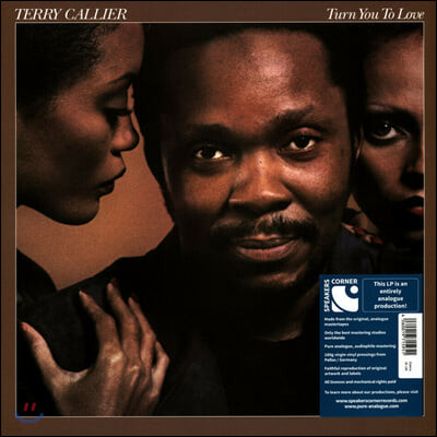 Terry Callier (테리 칼리어) - Turn You To Love [LP]