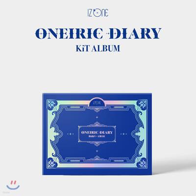 아이즈원 (IZ*ONE) - 미니앨범 3집 : Oneiric Diary [스마트 뮤직 앨범(키트앨범)]