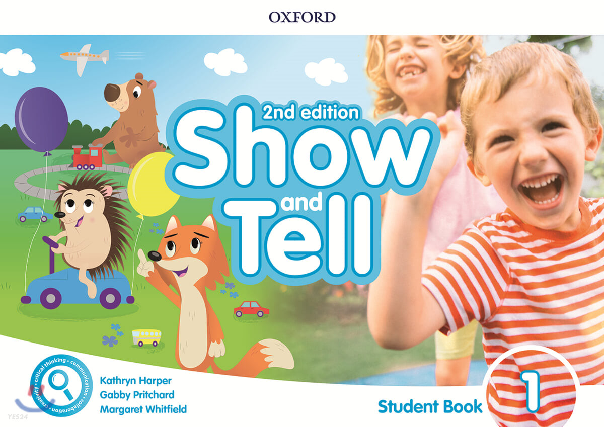Show and Tell : Level 1: Student Book Pack