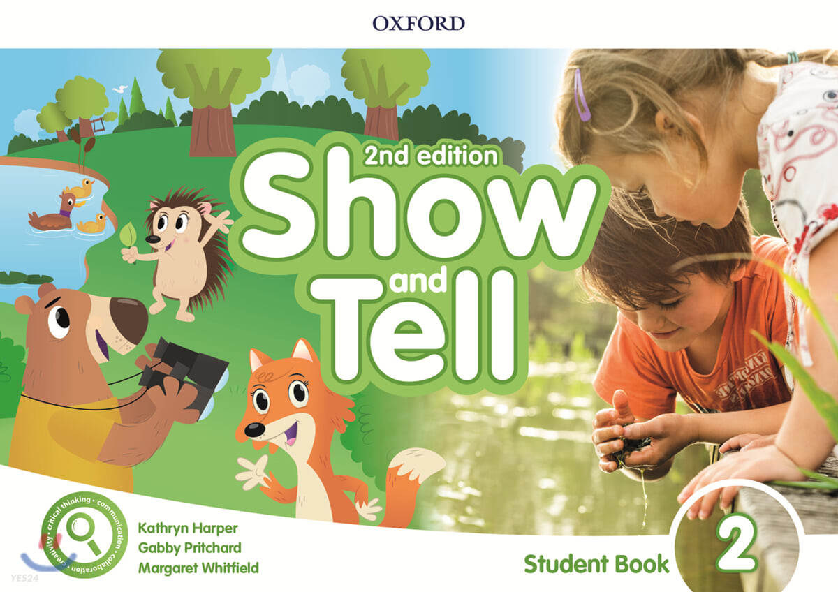 Show and Tell : Level 2: Student Book Pack