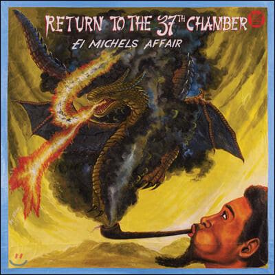 El Michels Affair (엘 마이클스 어페어) -  Return To The 37th Chamber [카세트테이프]