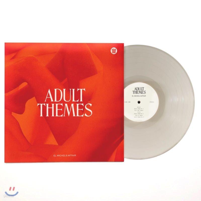 El Michels Affair (엘 마이클스 어페어) -  Adult Themes [불투명 화이트 컬러 LP]