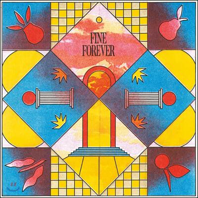 Varsity (바서티) - 3집 Fine Forever [투명 블루 컬러 LP]