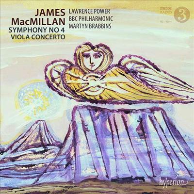 맥밀란: 교향곡 4번 & 비올라 협주곡 (Macmillan: Symphony No.4 & Viola Concerto) - Martyn Brabbins