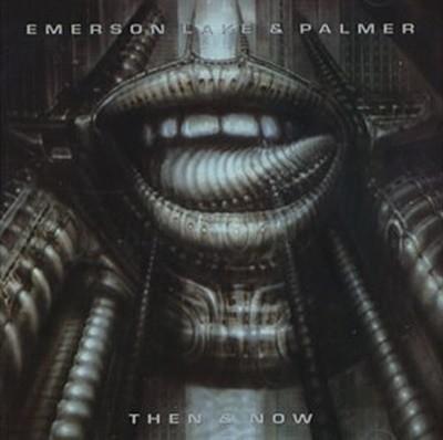 Emerson, Lake & Palmer (ELP) - Then & Now [2CD]