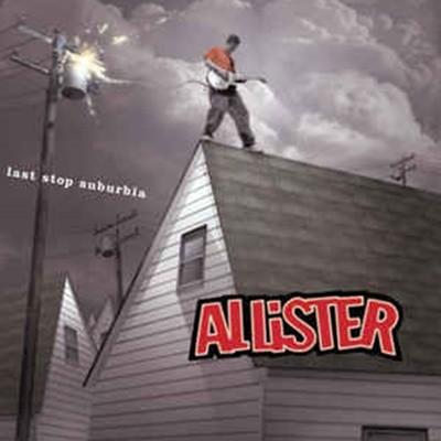 [일본반] Allister - Last Stop Suburbia [+3 Bonus Track]
