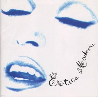 [일본반] Madonna - Erotica