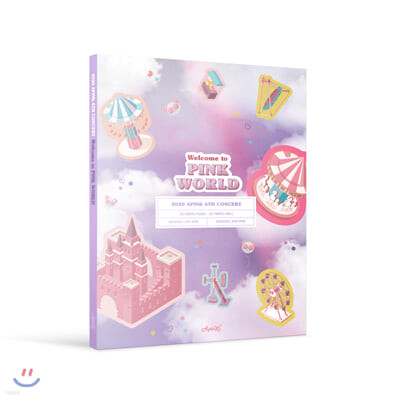 에이핑크 (Apink) - 2020 Apink 6th Concert DVD [Welcome to PINK WORLD]