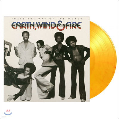 Earth, Wind & Fire (어스 윈드 앤 파이어) - That's the Way of the World [플레이밍 컬러 LP]
