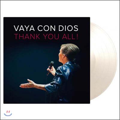 Vaya Con Dios (바야 콘 디오스) - Thank You All! [투명 컬러 2LP]