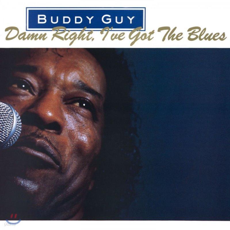 Buddy Guy (버디 가이) - Damn Right, I've Got the Blue [LP]