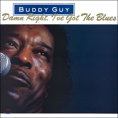 Buddy Guy (버디 가이) - Damn Right, I've Got the Blue [LP]