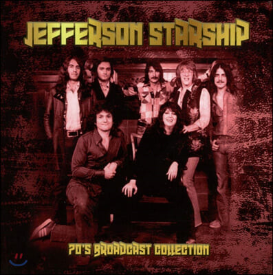 Jefferson Starship (제퍼슨 스타쉽) - 70's Broadcast Collection
