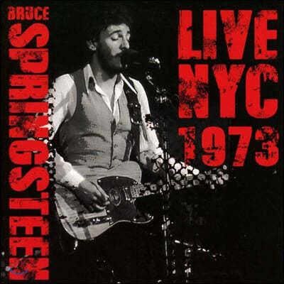 Bruce Springsteen (브루스 스프링스틴) - Live Nyc 1973
