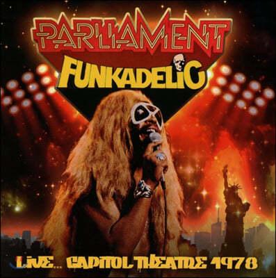 Parliament Funkadelic (팔러먼트 펑카델릭) - Live.. Capitol Theatre 1978