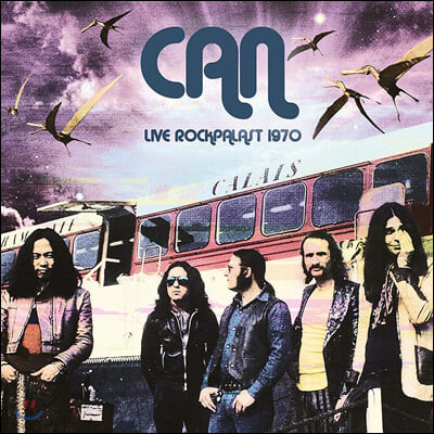 Can (캔) - Live Rockpalast 1970