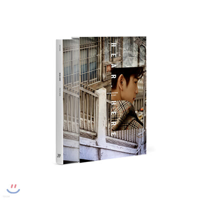 진영 - Hear , Here / Photobook In Taipei [한정판]