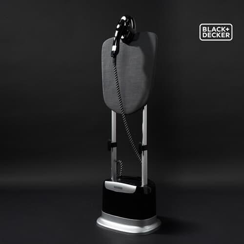 블랙앤데커 프로 스탠드 건식 스팀 다리미 BXES2001-A