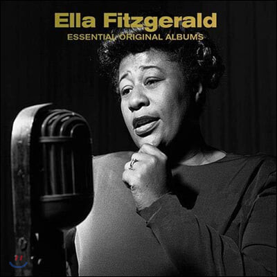Ella Fitzgerald (엘라 피츠제럴드) - Essential Original Albums