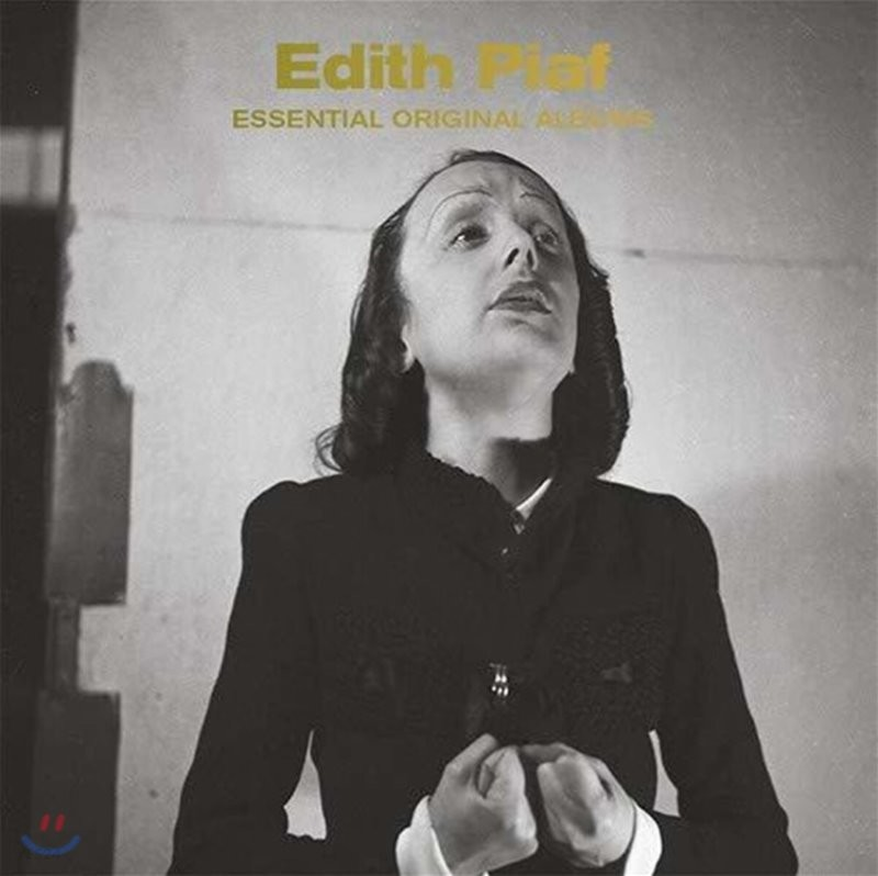 Edith Piaf (에디뜨 피아프) - Essential Original Albums