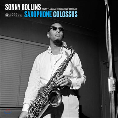 Sonny Rollins (소니 롤린스) - Saxophone Colossus [LP]