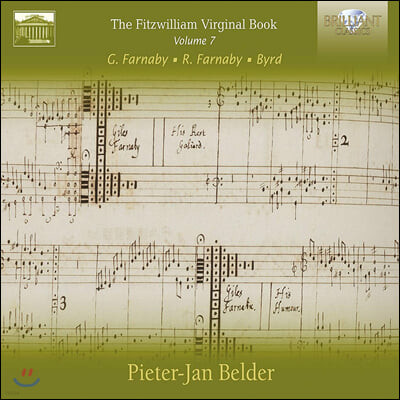 Pieter-Jan Belder 피츠윌리엄 버지널 작품집 7권 (The Fitzwilliam Virginal Book, Vol. 7)