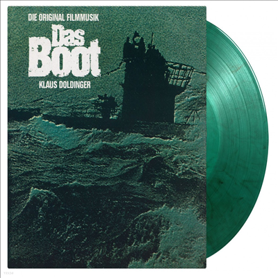 O.S.T. - Das Boot (다스부트) (Soundtrack)(180g Colored LP)