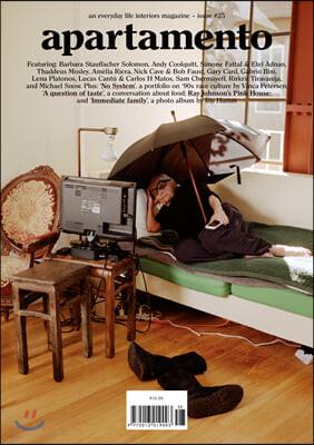 Apartamento (반년간) : 2020년 Issue. 25
