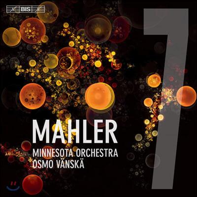 Osmo Vanska 말러: 교향곡 7번 - 오스모 벤스케 (Mahler: Symphony No.7)