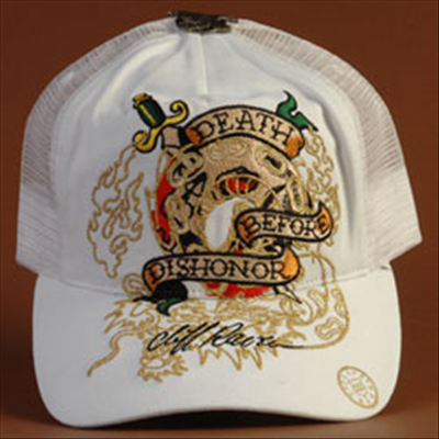 Cliff Raven - Cliff Raven Death Before Dishonor White Premium