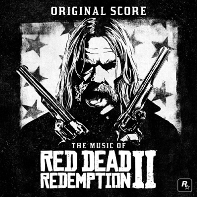 O.S.T. - Music Of Red Dead Redemption 2 (레드 데드 리뎀션 2) (Original Video Game Soundtrack)(Score)(Digipack)