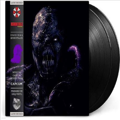 Capcom Sound Team - Resident Evil 3: Nemesis (레지던트 이블 3 : 네메시스) (Original Game Soundtrack)(180g 2LP)