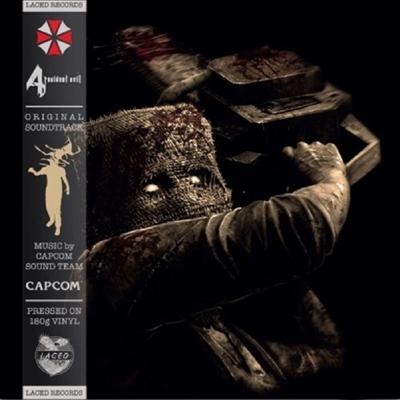 Capcom Sound Team - Resident Evil 4 (레지던트 이블 4) (Original Game Soundtrack)(4LP)