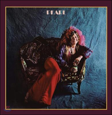 Janis Joplin (재니스 조플린) - Pearl [LP]