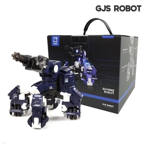 GJS ROBOT 지오 스마트 코딩 무선조종 ai 로봇 G...
