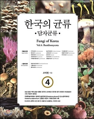 한국의 균류 4 : 담자균류